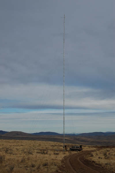 Brogan/Bettis wind tower